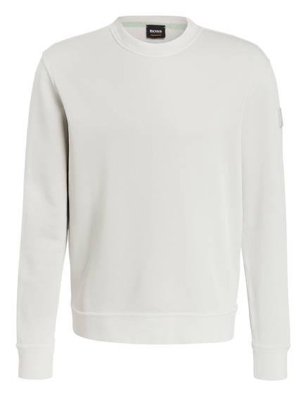 BOSS Sweatshirt WORLD, Farbe: HELLGRAU (Bild 1)