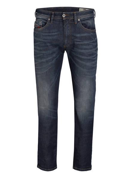 DIESEL Jeans THOMMER Slim Skinny Fit, Farbe: DARK BLUE DENIM (Bild 1)