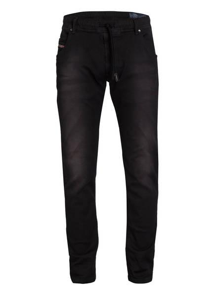 DIESEL Jeans KROOLEY-NE Slim Fit, Farbe: 900 BLACK (Bild 1)