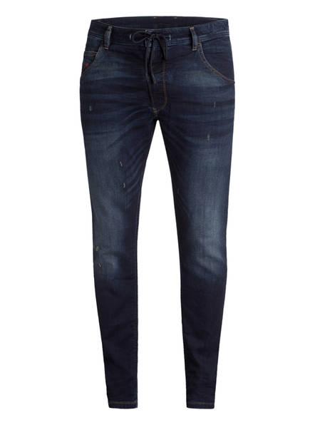 DIESEL Jeans KROOLEY Slim Fit, Farbe: DARK BLUE DENIM (Bild 1)