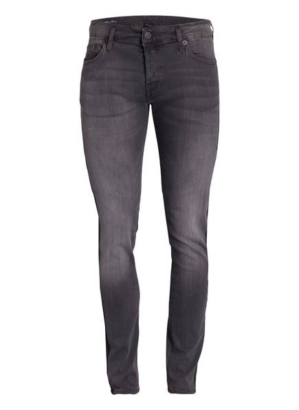 TRUE RELIGION Jeans TONY TAPED Skinny Fit, Farbe: 1001 BLACK (Bild 1)