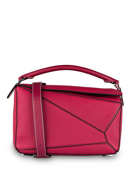 LOEWE Handtasche PUZZLE, Farbe: RASPBERRY (Bild 1)