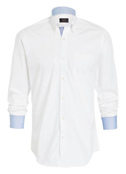 PAUL & SHARK Hemd Regular Fit, Farbe: WEISS (Bild 1)
