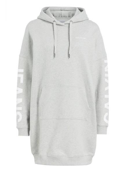 Calvin Klein Jeans Sweatkleid, Farbe: GRAU MELIERT (Bild 1)