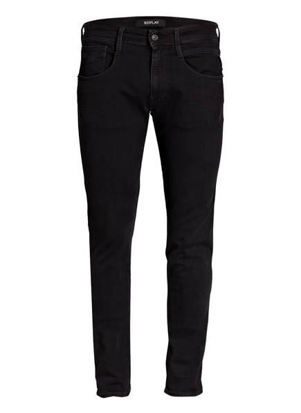 REPLAY Jeans ANBASS Slim Fit , Farbe: 098 BLACK (Bild 1)