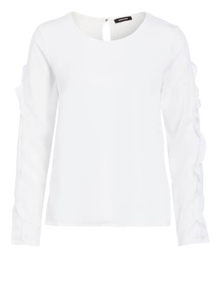 MORE & MORE Blusenshirt, Farbe: OFFWHITE (Bild 1)