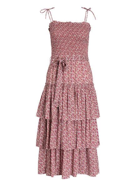 TORY BURCH Kleid, Farbe: ROT/ WEISS (Bild 1)