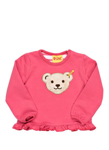 Steiff Sweatshirt , Farbe: PINK (Bild 1)