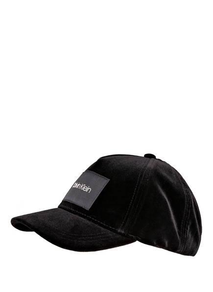 Calvin Klein Cap, Farbe: SCHWARZ (Bild 1)