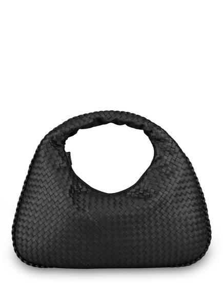 BOTTEGA VENETA Hobo-Bag VENETA LARGE, Farbe: NERO (Bild 1)