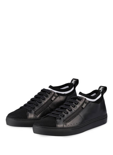 HUGO Sneaker FUTURISM TENN, Farbe: SCHWARZ (Bild 1)