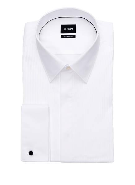 JOOP! Smoking-Hemd PAAVLO Modern Fit mit Umschlagmanschette, Farbe: WEISS (Bild 1)