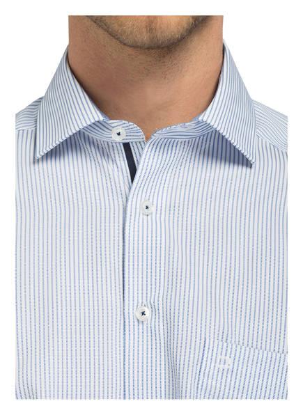 Modern Hemd Blau Olymp Luxor Fit q17TZ
