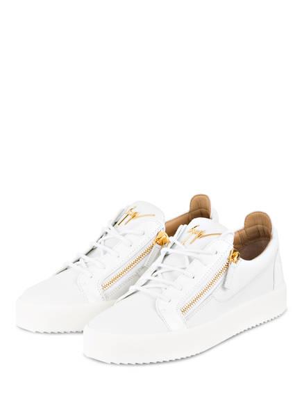 GIUSEPPE ZANOTTI DESIGN Sneaker FRANKIE, Farbe: WEISS (Bild 1)