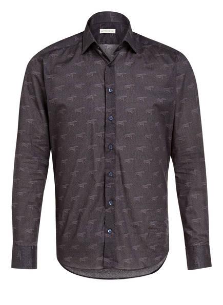 ETRO Hemd Regular Fit, Farbe: NAVY/ SCHWARZ/ TAUPE (Bild 1)