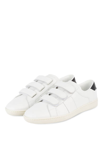 SAINT LAURENT Sneaker COURT CLASSIC SL/01, Farbe: WEISS (Bild 1)