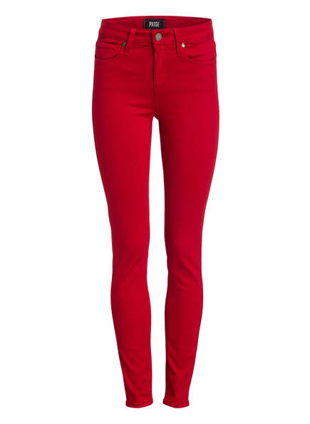 PAIGE Jeans VERDUGO , Farbe: ROYAL RED (Bild 1)