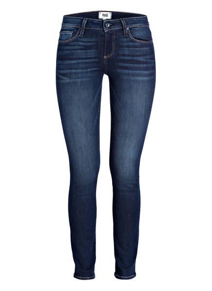 PAIGE Skinny-Jeans SKYLINE , Farbe: IDLEWILD BLUE (Bild 1)
