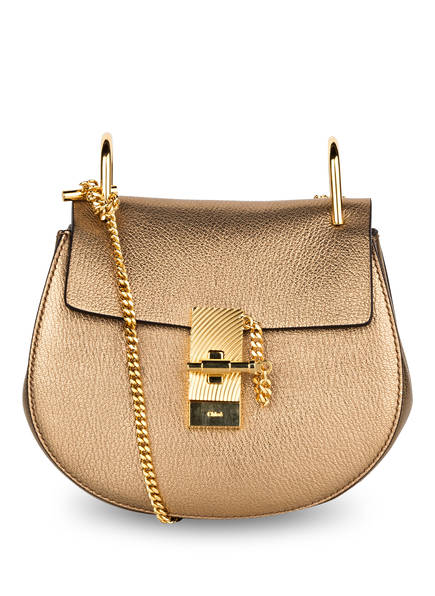 Chloé Umhängetasche DREW , Farbe: GOLD (Bild 1)