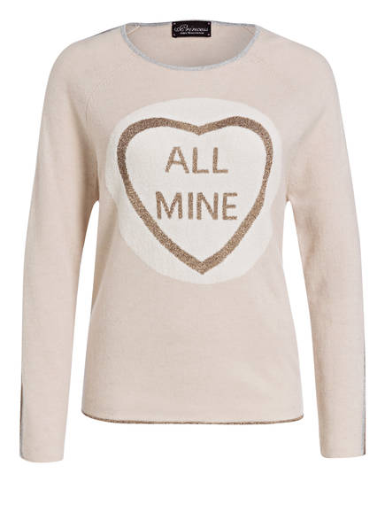 Princess GOES HOLLYWOOD Pullover, Farbe: BEIGE (Bild 1)