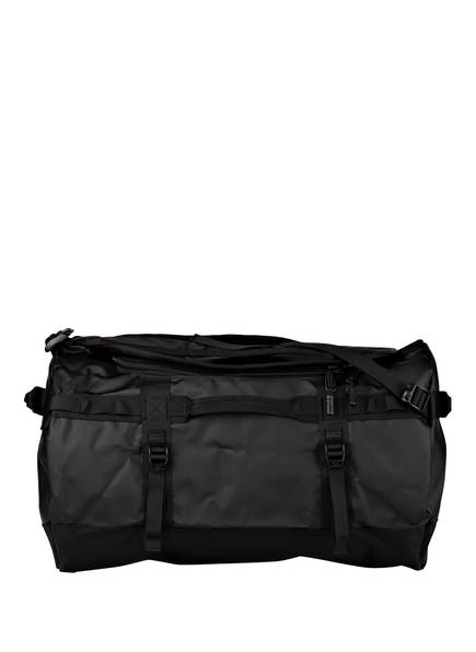 THE NORTH FACE Sporttasche BASE CAMP S, Farbe: SCHWARZ METALLIC (Bild 1)