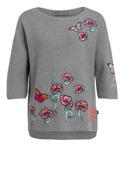 LIEBLINGSSTÜCK Pullover , Farbe: GRAU MELIERT (Bild 1)