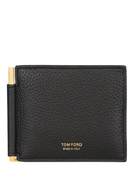 TOM FORD Kartenetui mit Geldklammer, Farbe: SCHWARZ (Bild 1)