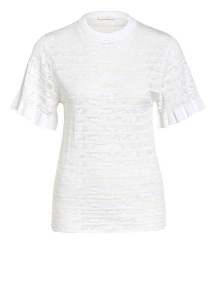 Chloé T-Shirt, Farbe: WEISS (Bild 1)