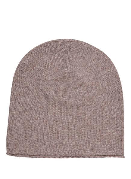 lilienfels Cashmere-Mütze, Farbe: TAUPE (Bild 1)