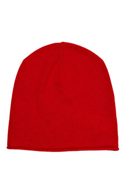 lilienfels Cashmere-Mütze, Farbe: ROT (Bild 1)