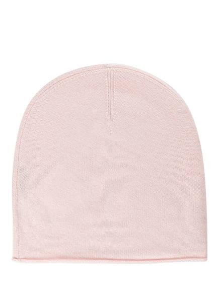 lilienfels Cashmere-Mütze, Farbe: ROSA (Bild 1)