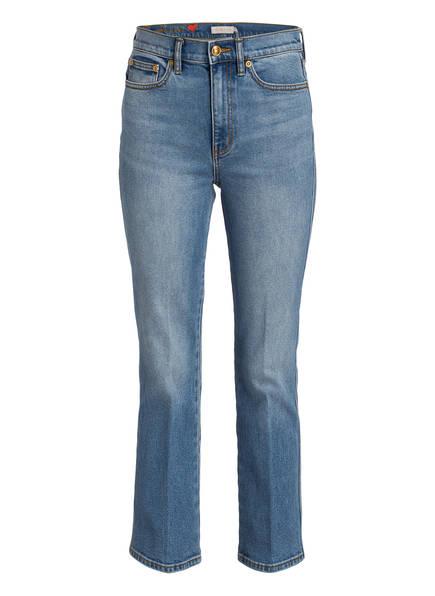 TORY BURCH 7/8-Jeans , Farbe: WORN IN STONE WASH BLUE (Bild 1)