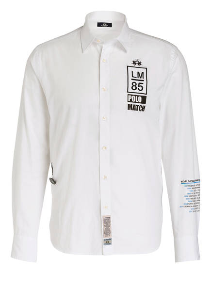 LA MARTINA Hemd Regular Fit, Farbe: WEISS (Bild 1)