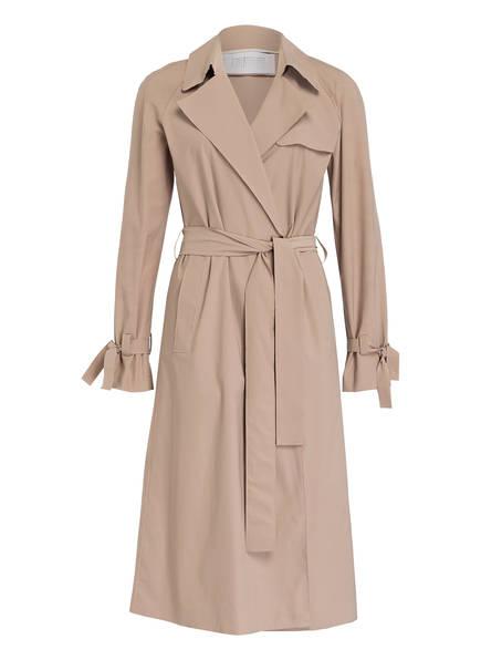 HARRIS WHARF LONDON Trenchcoat, Farbe: BEIGE (Bild 1)