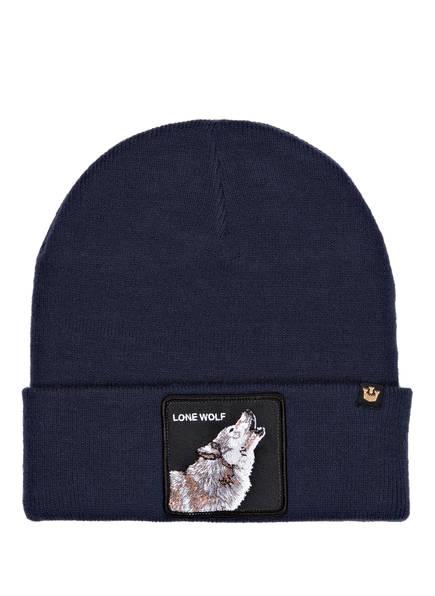 GOORIN BROS. Mütze WOLF MAN, Farbe: NAVY (Bild 1)