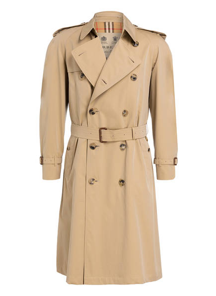 Original Burberry Mantel für Damen