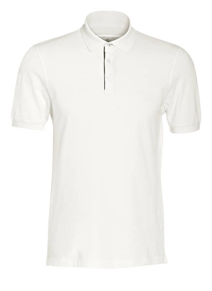 BRUNELLO CUCINELLI Jersey-Poloshirt Slim Fit , Farbe: WEISS (Bild 1)