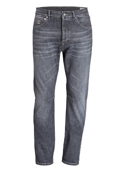 BRUNELLO CUCINELLI Jeans , Farbe: GRAU (Bild 1)