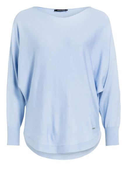MORE & MORE Pullover, Farbe: HELLBLAU (Bild 1)