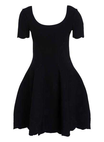 ALEXANDER McQUEEN Kleid , Farbe: SCHWARZ/ NAVY (Bild 1)