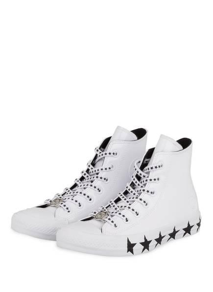 CONVERSE Sneaker CHUCK TAYLOR, Farbe: WEISS (Bild 1)