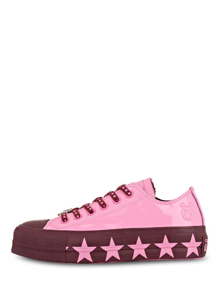 CONVERSE Converse Sneaker Chuck Taylor All Star Lift Ox pink
