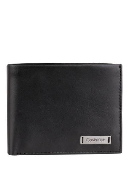 CALVIN KLEIN Accessoires | Calvin Klein Geldbörse schwarz