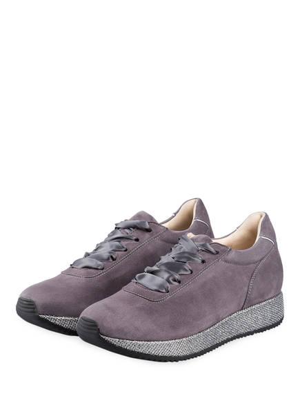 PETER KAISER Plateau-Sneaker FADILA, Farbe: GRAU (Bild 1)