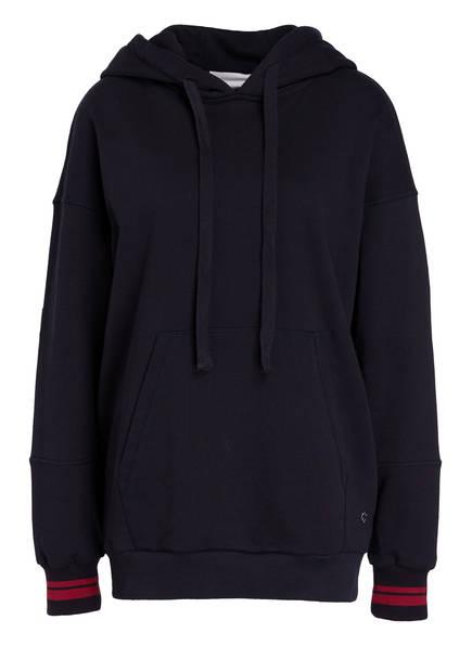 Alina Er Oversized Marine denim hoodie STtxwBTq