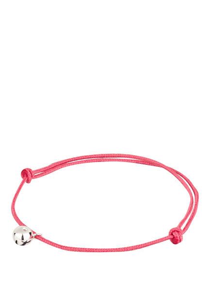 LOUISE KRAGH Armband , Farbe: PINK/ SILBER (Bild 1)