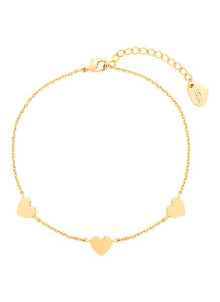 ESTELLA BARTLETT Armband HEART, Farbe: GOLD (Bild 1)