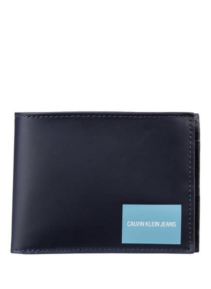 Calvin Klein Jeans Geldbörse , Farbe: DUNKELBLAU (Bild 1)
