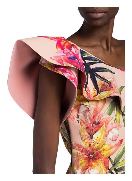 Rosa Elisse Boni Robe Grün Petite La Chiara One kleid shoulder Gelb 80wCwpq