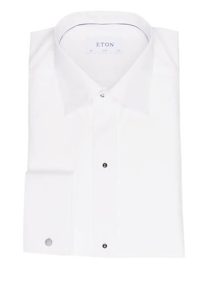 ETON Smoking-Hemd Slim Fit, Farbe: WEISS (Bild 1)